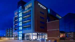 Lincoln-DoubleTree Hotel